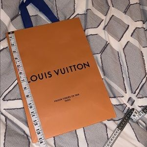Small shopping bag Louis Vuitton